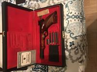 Browning Medalist 22LR with case and accessories