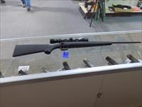 Savage B-Mag 17 Win Super Mag Caliber With Scope.
