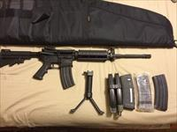 Colt AR 15 with everything but ammo!
