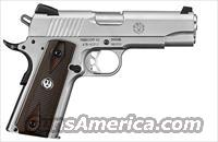 1911 STAINLESS COMMANDER .45 ACP (06702))
