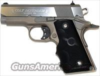 "DEFENDER STAINLESS 3""  LWT .45ACP"