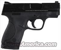 M&P SHIELD 9MM, NIGHT SIGHTS, 3 MAGAZINES, NIB