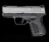 "XDS-9 STAINLESS 3.3"" BARREL"