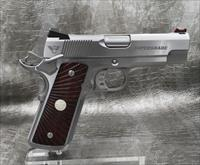 Wilson Combat Tactical Supergrade Professional 9MM - ALL STAINLESS STEEL