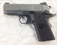 Colt O7000DZ 1911 Defender Pistol .45 ACP 3IN 7RD STONE GRAY TALO