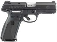 RUGER 9E 9MM-Black