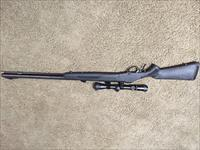 Knight Revolution .50 Cal w/ Pine Ridge 2.5-7x32 Scope