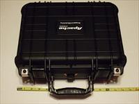 large waterproof gun case/box,apache 2800,pelican style,for pistol + ammo !