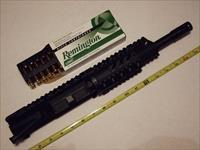 AR15/M4 upper reciever, 7 1/2 barrel, for PISTOL or SBR, with ammo, noFFL
