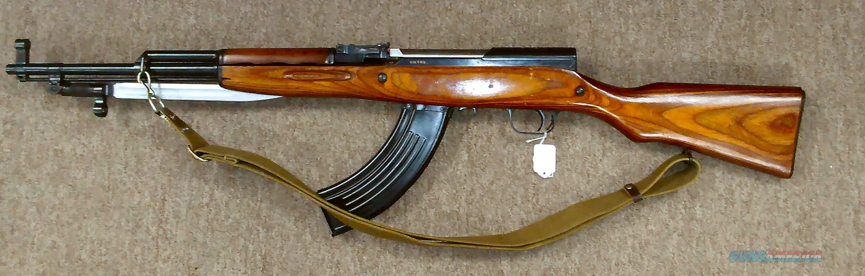 RUSSIAN SKS 1952 ALL MATCHING SERIAL NUMBERS
