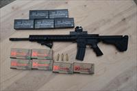 Big Bore AR-15, .450 Bushmaster XM15-E2S, Magpul UBR GEN2 Buttstock & Bushnell Red Dot Sight