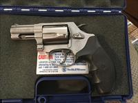 Smith & Wesson model 60, .357, 2 1/8 barrel