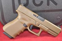 Glock 19 Gen3 RTF2 Full FDE Vickers Tactical 10/15rd New Layaway G3