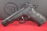 "CZ75 BD 9mm Decocker 2x16Rd Mags 4.6"" New CZ75B BD"