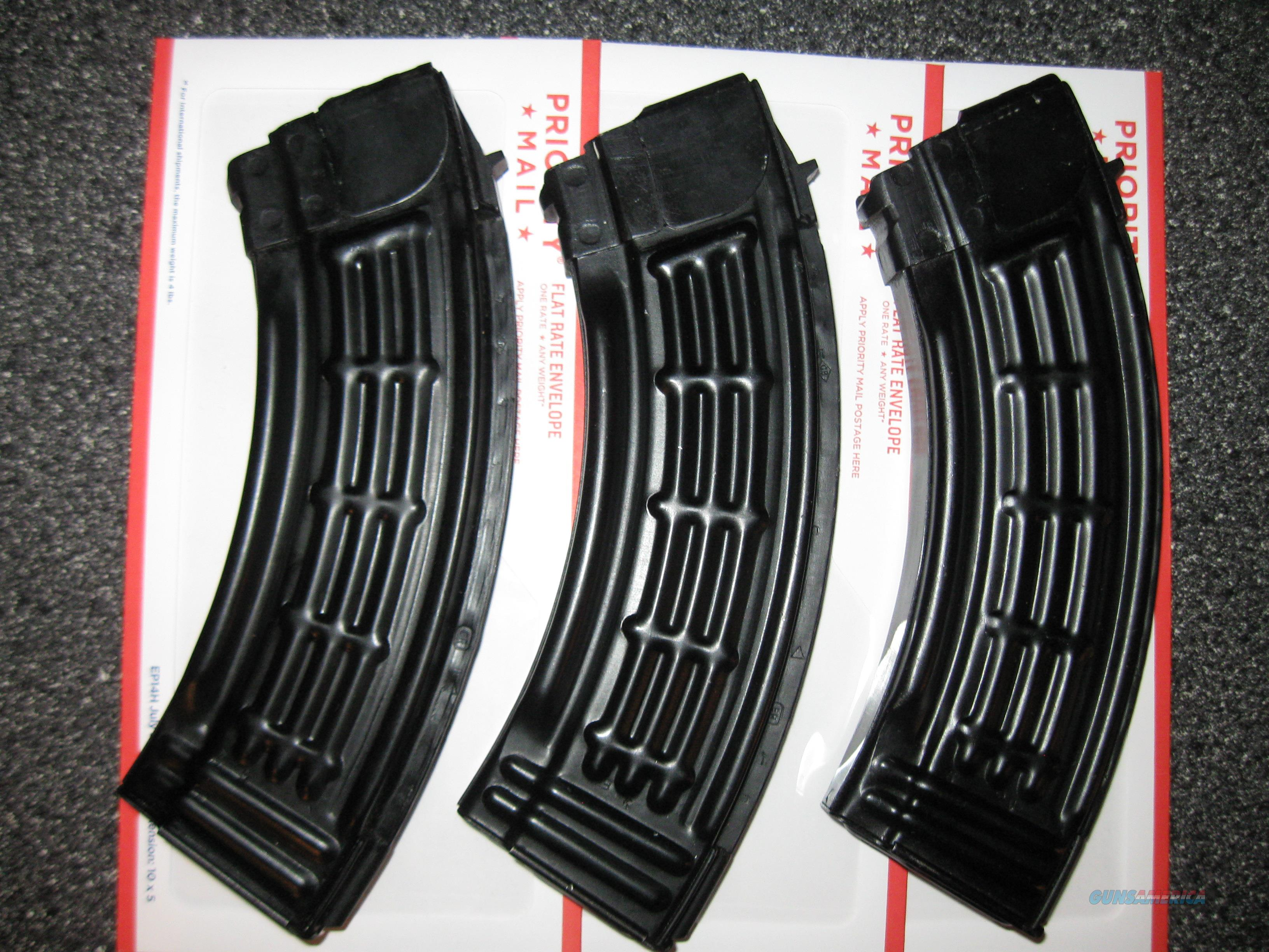 Image result for Soviet Aluminum AK-47 Waffle Mags