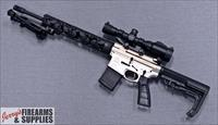 "Black Rain Ordnance ""Custom"" Punisher AR-15 - Two Tone"