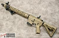 "Spikes Tactical Custom ""Spider-Theme"" FDE Complete AR-15"