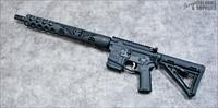 Aero Precision AR-15 with Custom Wings & Skull Handguard