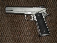 Springfield Armory 1911A1 TRP STAINLESS TACTICAL .45 ACP PISTOL