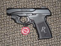 REMINGTON R-51 PISTOL IN 9 MM WITH CRIMSON TRACE LASER