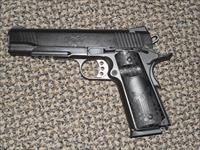 "KIMBER ""WARRIOR"" 1911 PISTOL IN .45 ACP WITH ""PUNISHER"" GRIPS AND NIGHT SIGHTS"