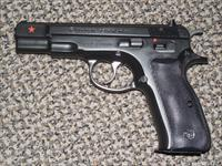 "CZ 75B ""COLD WAR"" MODEL IN 9 MM"