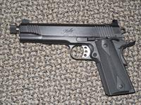 KIMBER CUSTOM TLE/TFS 9 MM PISTOL WITH THREADED BARREL AND HIGH NIGHT SIGHTS -- REDUCED1