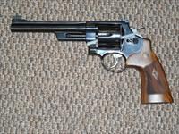 "S&W MODEL 25 ""CLASSIC"" .45 COLT WITH 6-1/2-INCH BARREL"