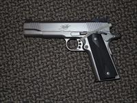 KIMBER STAINLESS TARGET FIVE-INCH .38 SUPER
