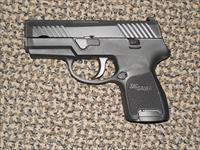 SIG SAUER P-320 SC (SUB COMPACT) 9 MM WITH NIGHT SIGHTS