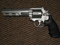 "S&W MODEL 686 ""PERFORMANCE CENTER ""COMPETITOR"" 6-SHOT .357 MAGNUM REVOLVER REDUCED!"