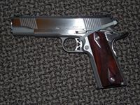 "DAN WESSON STAINLESS ""POINTMAN"" 9 MM PISTOL WITH 3 MAGAZINES"