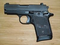 SIG SAUER P-238 EXTREME IN .380 ACP WITH TWO MAGS