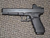 "GLOCK MODEL 40 ""MOS"" 10 MM PISTOL WITH EOTECH M-RDS SIGHT PRE-INSTALLED"