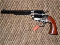 UBERTI 1873 BISLEY SAA IN .45 COLT WITH 7-1/2-INCH BARREL