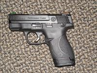 S&W M&P SHIELD PERFORMANCE CENTER 9 MM PORTED PISTOL