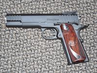 "STI MODEL ""TROJAN"" 1911 PISTOL IN .45 ACP"