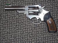 RUGER SP-101 EIGHT-SHOT (8) FOUR-INCH .22 LR REVOLVER.