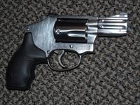 S&W MODEL 640 PRO SERIES .357 MAGNUM REVOLVER WITH FLUTED BARREL AND NIGHT SIGHTS