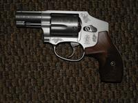 S&W MODEL 640 ENGRAVED .357 MAGNUM