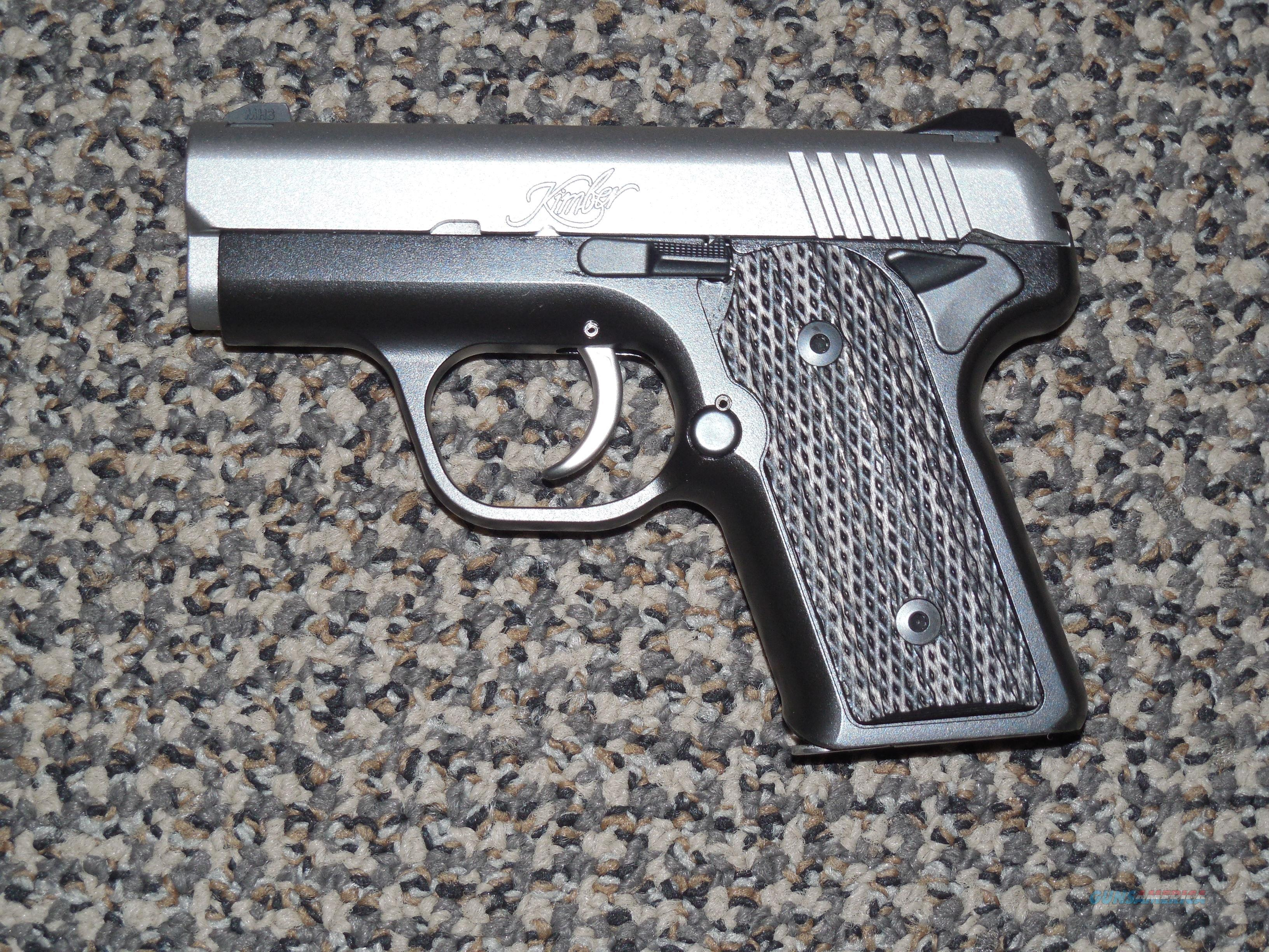 KIMBER SOLO 9 MM TWO-TONE WITH VZ GRIPS