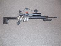NEMO OMEN MATCH 2.0 LONG-RANGE TACTICAL RIFLE WITH OPTIONAL NIGHTFORCE SCOPE!