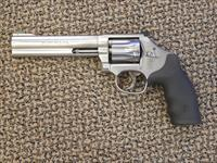 S&W MODEL 617 TEN-SHOT .22 LR STAINLESS REVOLVER