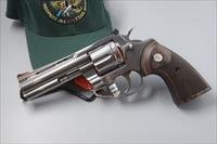 NEW COLT PYTHON 4.25-INCH .357 MAGNUM STAINLESS