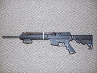 CUSTOM AR RIFLE IN 5.7x28 WITH AR FIVE-SEVEN UPPER AND ADAMS ARMS LOWER