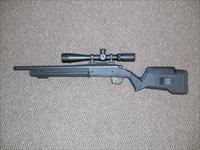 Custom Remington SPS .308 Tactical With Threaded Barrel and Magpul Stock (scope has been OSLD, price REDUCED)
