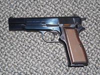 BROWNING HI POWER 9 MM PISTOL