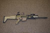 Fn SCAR 17S SIGNED BY MEDAL OF HONOR RECIPIENT