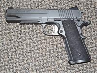 SIG SAUER 1911 TACOPS 10 MM PISTOL WITH FOUR MAGS!!!