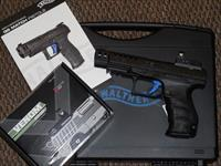 WALTHER Q-5 MATCH 9 MM WITH VORTEX RMR SIGHT
